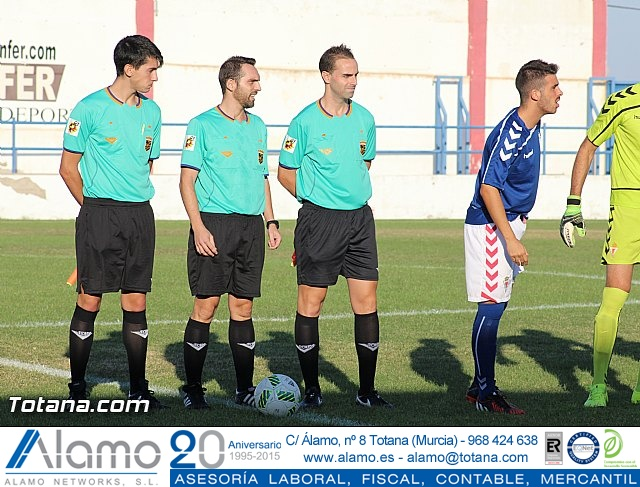 Olímpico de Totana - Real Murcia Imperial (2-0) - 18