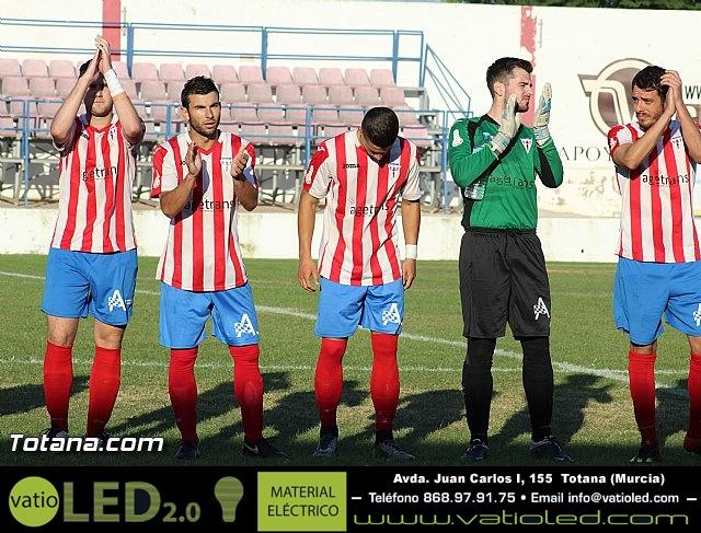 Olímpico de Totana - Real Murcia Imperial (2-0) - 19