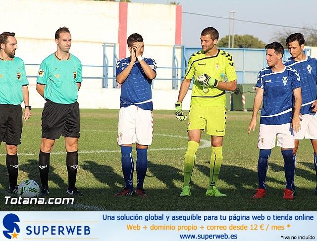 Olímpico de Totana - Real Murcia Imperial (2-0) - 22