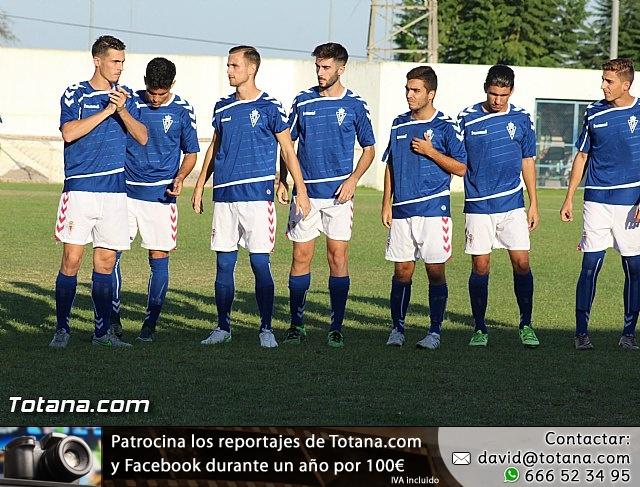 Olímpico de Totana - Real Murcia Imperial (2-0) - 23