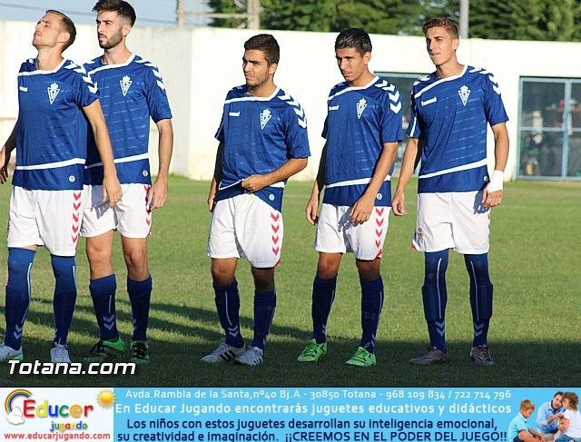 Olímpico de Totana - Real Murcia Imperial (2-0) - 24