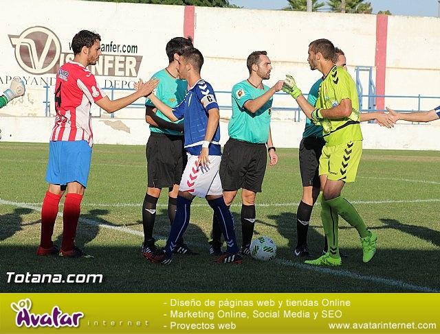 Olímpico de Totana - Real Murcia Imperial (2-0) - 25