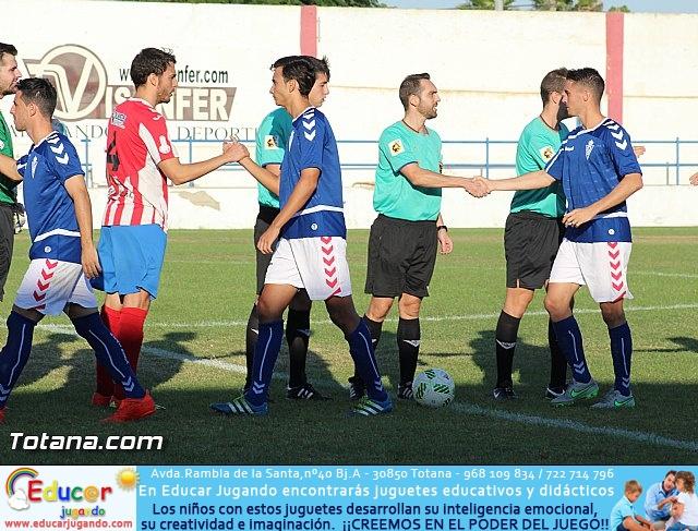 Olímpico de Totana - Real Murcia Imperial (2-0) - 26