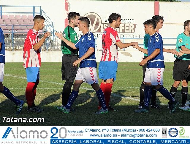 Olímpico de Totana - Real Murcia Imperial (2-0) - 27