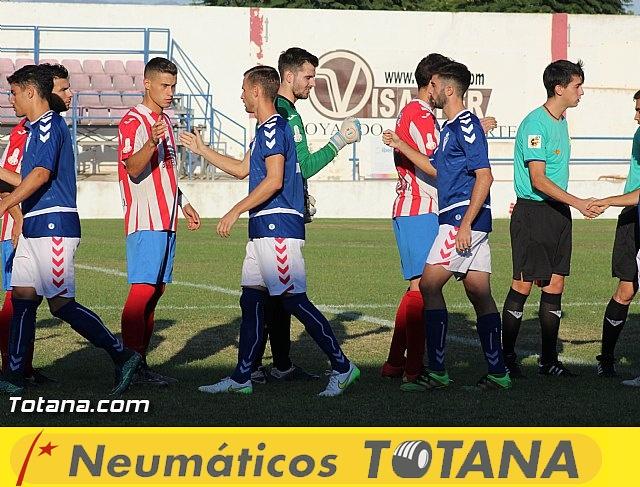 Olímpico de Totana - Real Murcia Imperial (2-0) - 28