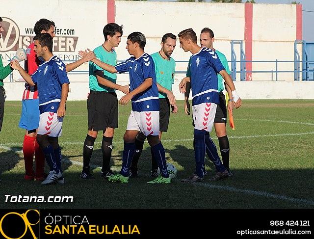 Olímpico de Totana - Real Murcia Imperial (2-0) - 29