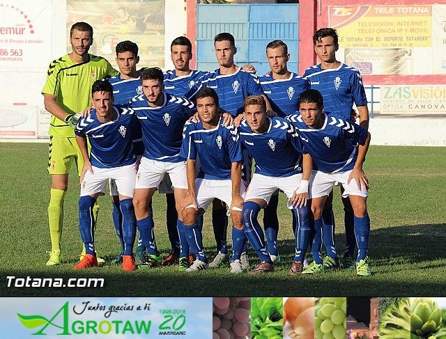Olímpico de Totana - Real Murcia Imperial (2-0) - 32