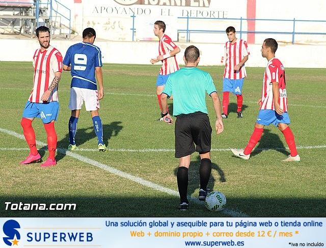 Olímpico de Totana - Real Murcia Imperial (2-0) - 34