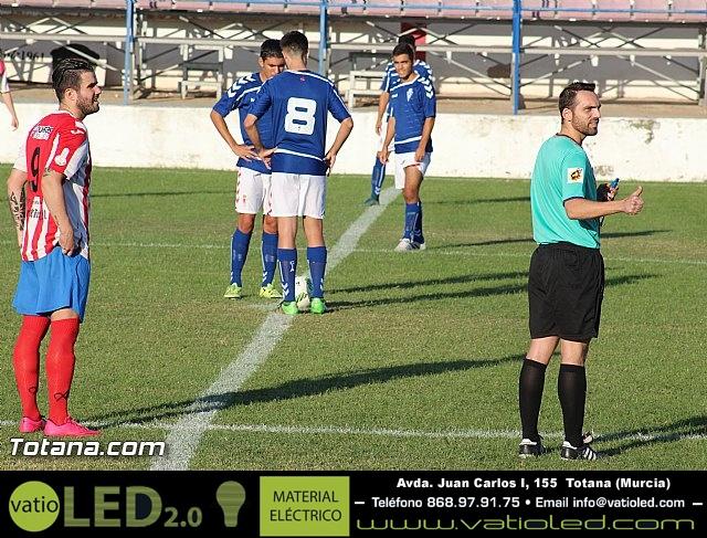 Olímpico de Totana - Real Murcia Imperial (2-0) - 35