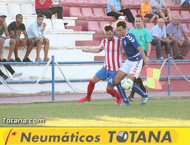 Olímpico de Totana - Real Murcia Imperial (2-0) - 67