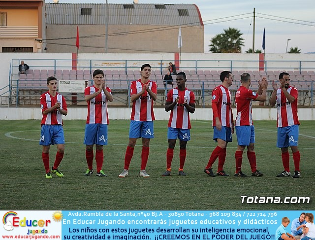 Olímpico de Totana Vs CD Algar (2-1) - 6