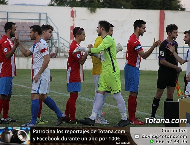 Olímpico de Totana Vs CD Algar (2-1) - 8