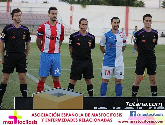 Olímpico de Totana Vs CD Algar (2-1) - 17
