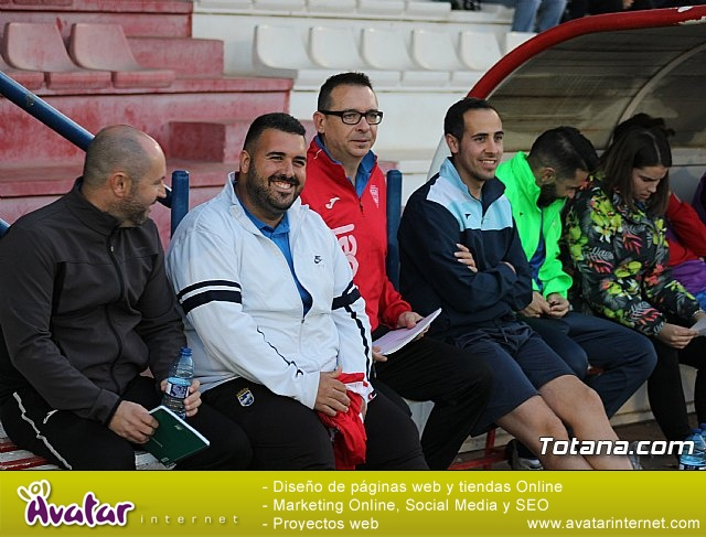 Olímpico de Totana Vs CD Algar (2-1) - 19