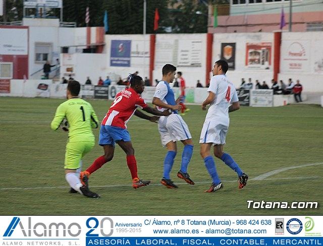 Olímpico de Totana Vs CD Algar (2-1) - 27