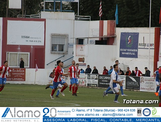 Olímpico de Totana Vs CD Algar (2-1) - 29