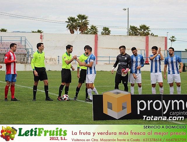 Olímpico de Totana Vs Estudiantes Murcia (3-1) - 1