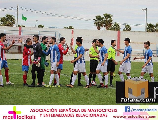 Olímpico de Totana Vs Estudiantes Murcia (3-1) - 2