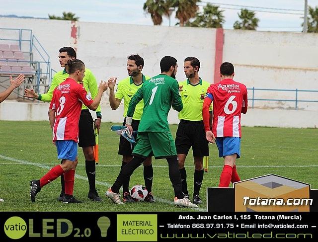 Olímpico de Totana Vs Estudiantes Murcia (3-1) - 4