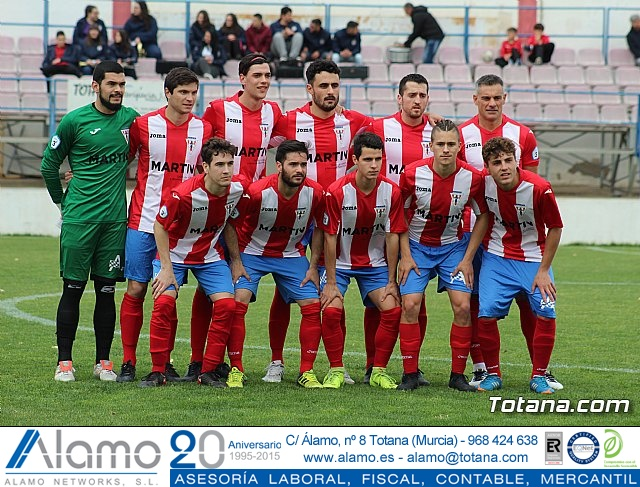 Olímpico de Totana Vs Estudiantes Murcia (3-1) - 8