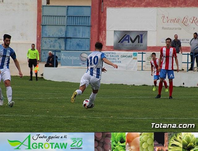 Olímpico de Totana Vs Estudiantes Murcia (3-1) - 14