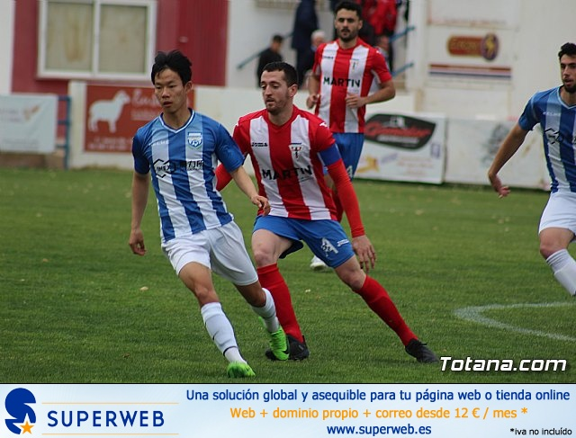 Olímpico de Totana Vs Estudiantes Murcia (3-1) - 15
