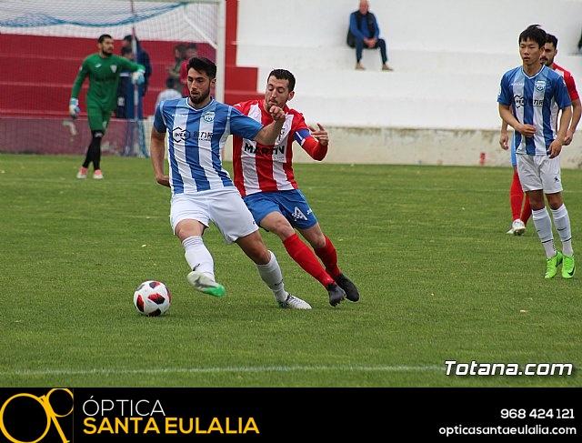 Olímpico de Totana Vs Estudiantes Murcia (3-1) - 17