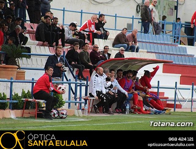 Olímpico de Totana Vs Estudiantes Murcia (3-1) - 24