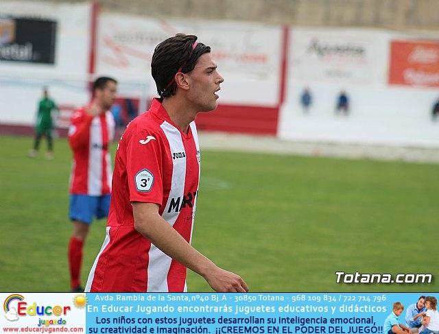 Olímpico de Totana Vs Estudiantes Murcia (3-1) - 35