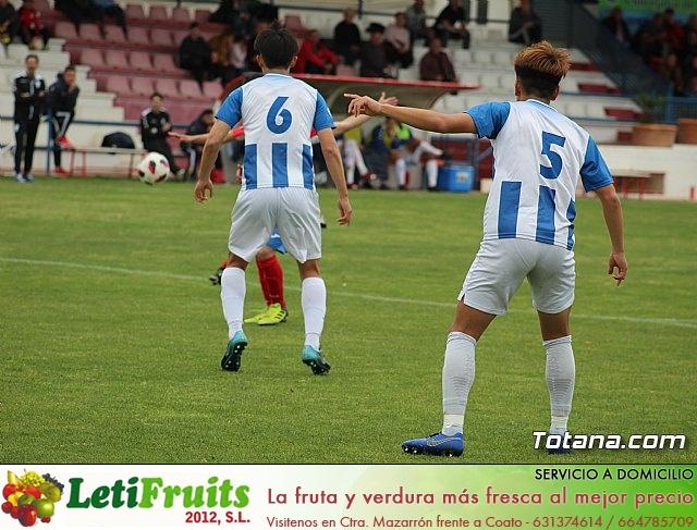Olímpico de Totana Vs Estudiantes Murcia (3-1) - 45