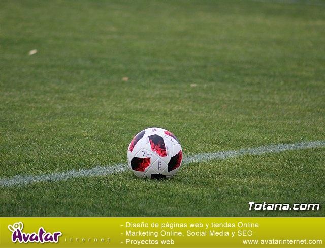 Olímpico de Totana Vs Estudiantes Murcia (3-1) - 58