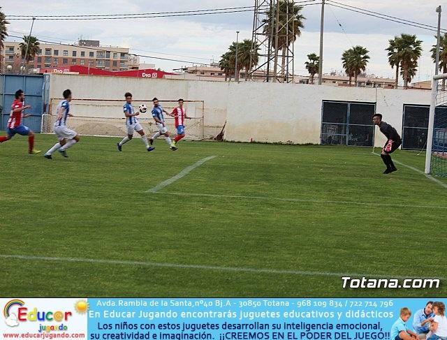 Olímpico de Totana Vs Estudiantes Murcia (3-1) - 62