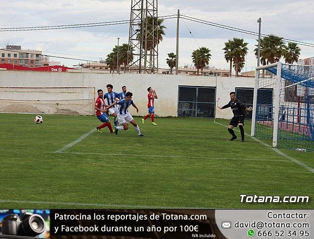 Olímpico de Totana Vs Estudiantes Murcia (3-1) - 63