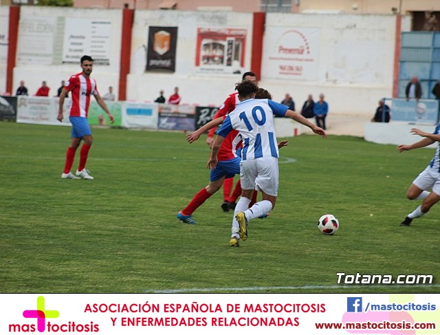 Olímpico de Totana Vs Estudiantes Murcia (3-1) - 64