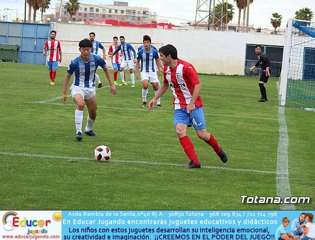 Olímpico de Totana Vs Estudiantes Murcia (3-1) - 70