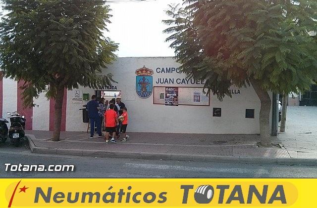 Olímpico de Totana - A.D. Alquerías (5-0) - 1