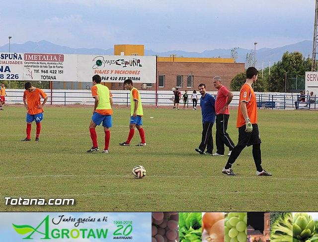 Olímpico de Totana - A.D. Alquerías (5-0) - 5