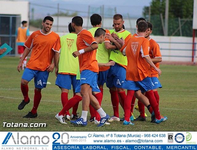 Olímpico de Totana - A.D. Alquerías (5-0) - 7