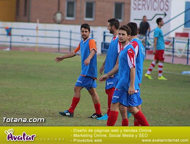 Olímpico de Totana - A.D. Alquerías (5-0) - 8
