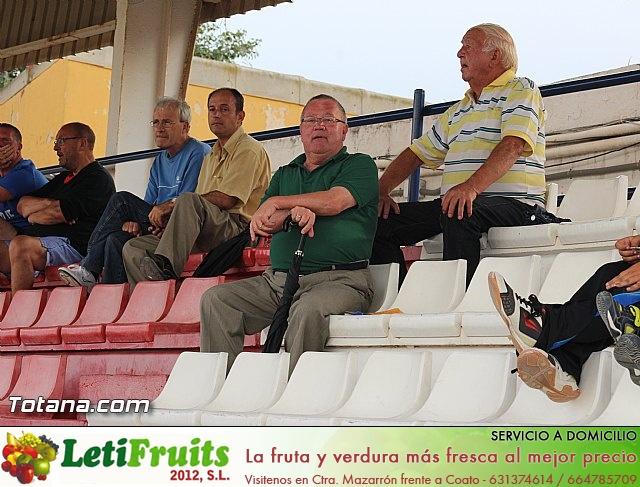 Olímpico de Totana - A.D. Alquerías (5-0) - 11