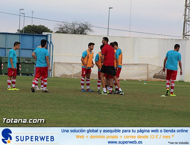 Olímpico de Totana - A.D. Alquerías (5-0) - 12