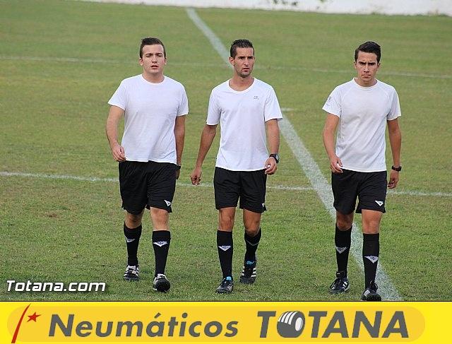 Olímpico de Totana - A.D. Alquerías (5-0) - 14