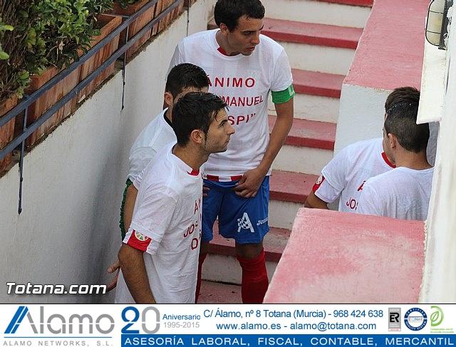 Olímpico de Totana - A.D. Alquerías (5-0) - 17