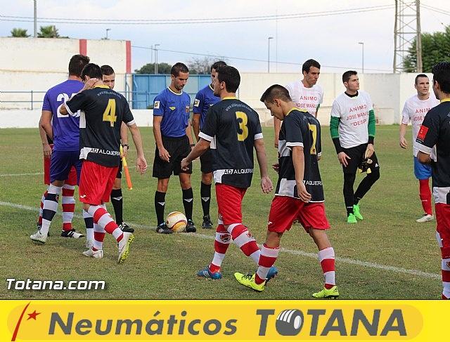 Olímpico de Totana - A.D. Alquerías (5-0) - 18