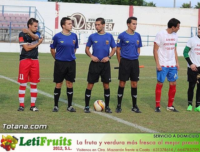 Olímpico de Totana - A.D. Alquerías (5-0) - 19