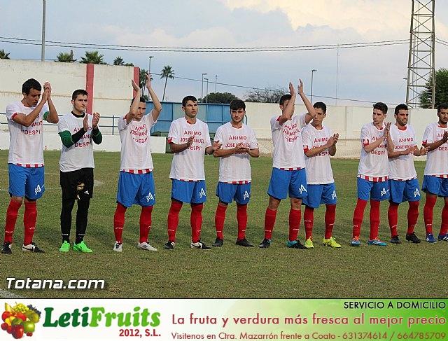 Olímpico de Totana - A.D. Alquerías (5-0) - 20
