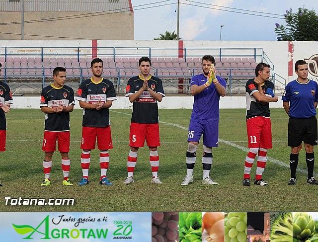 Olímpico de Totana - A.D. Alquerías (5-0) - 21