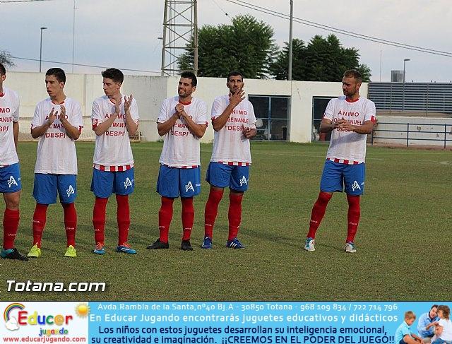 Olímpico de Totana - A.D. Alquerías (5-0) - 23