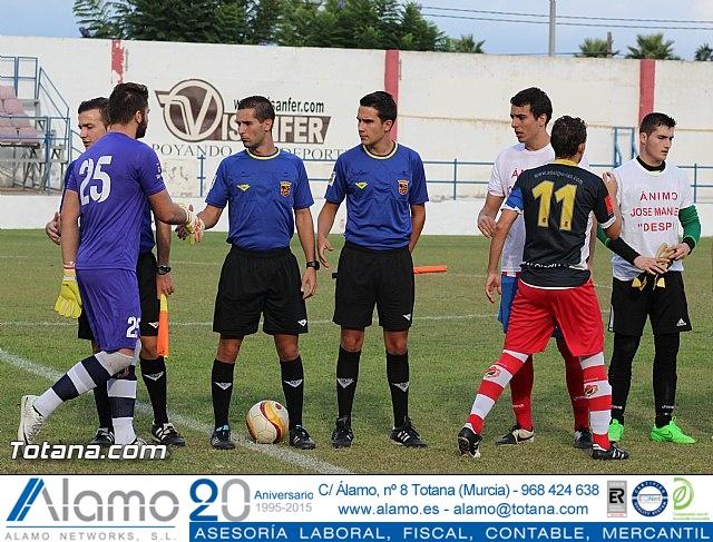 Olímpico de Totana - A.D. Alquerías (5-0) - 24