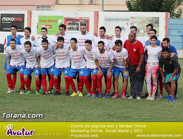 Olímpico de Totana - A.D. Alquerías (5-0) - 27